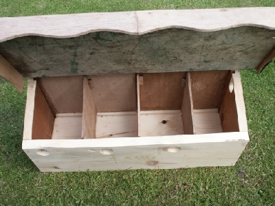 House sparrow bird box plans