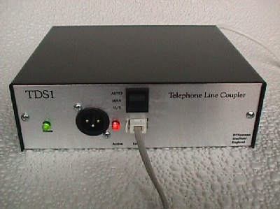 TDS1 Single Line Telephone Dialup System