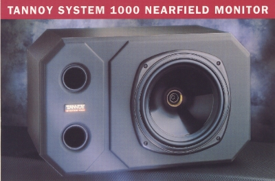 Tannoy System 1000
